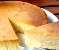 自家製ニューヨーククリームチーズケーキ(ホール)